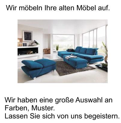 Möbel auffrischen