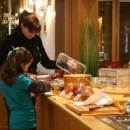 Frühstücksbüffet im Hotel Restaurant Engel in Kappel-Grafenhausen