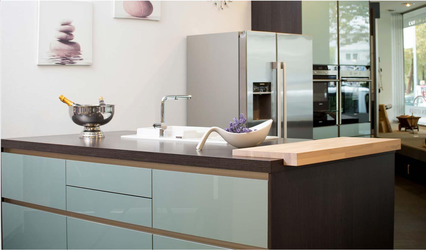 Küchen Atelier - Eschbach & Edmonds GmbH & Co. KG