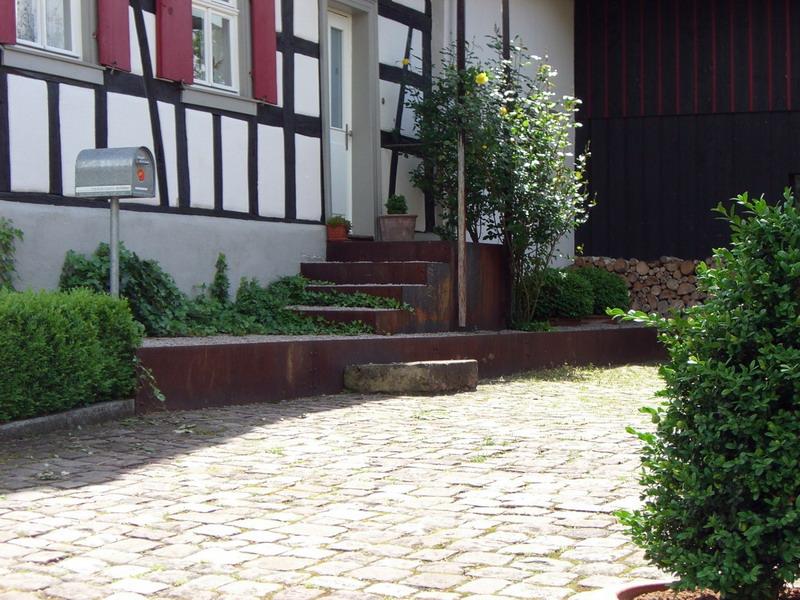 <strong>Eingang</strong> &ndash; planwerk GEHLE Fernplaner Fernplanung Landschaftsarchitektur Thomas Gehle Christine Gehle