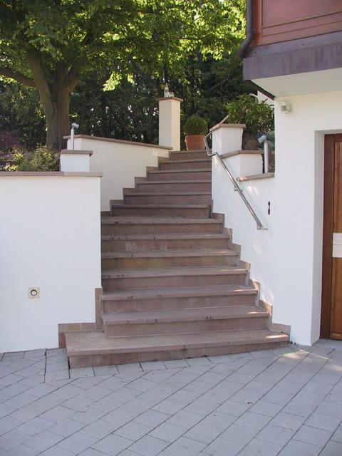 <strong>Treppenlauf</strong> &ndash; planwerk GEHLE Fernplaner Fernplanung Landschaftsarchitektur Thomas Gehle Christine Gehle