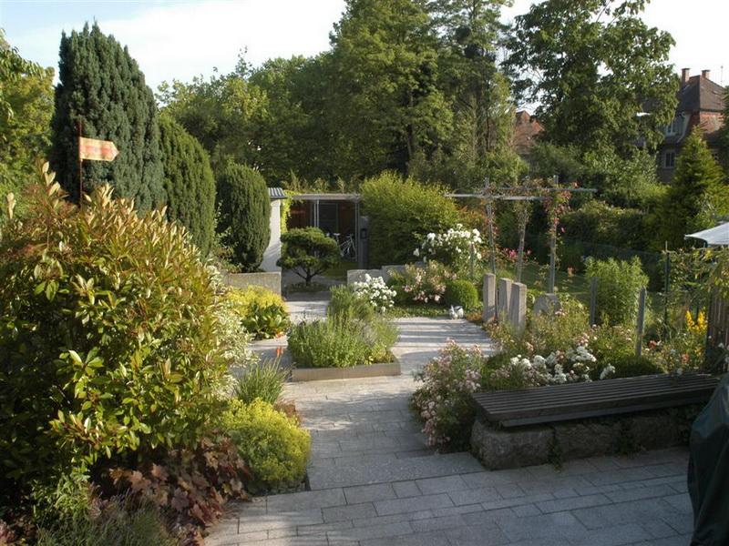 <strong>Reihenhausgarten</strong> &ndash; planwerk GEHLE Fernplaner Fernplanung Landschaftsarchitektur Thomas Gehle Christine Gehle