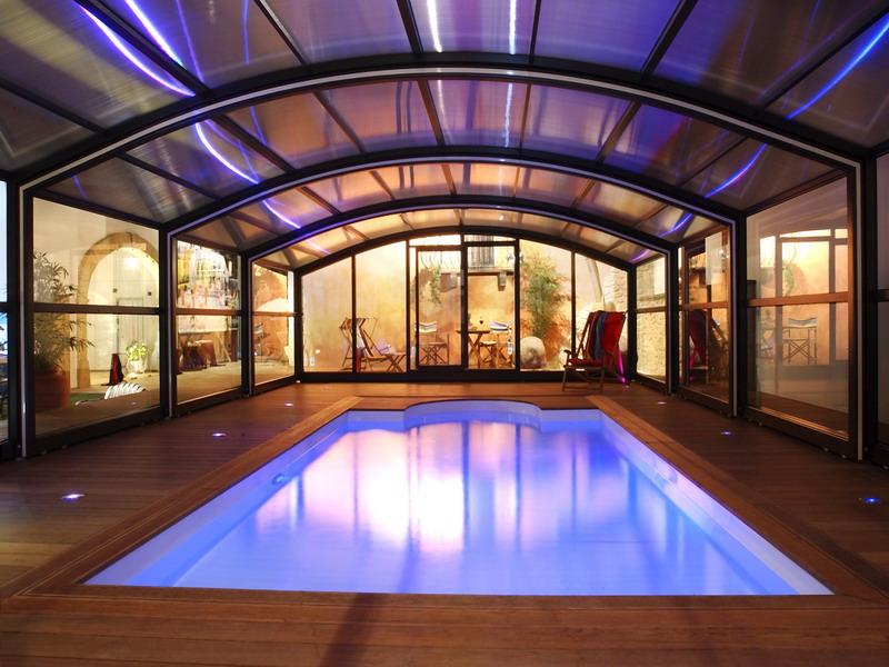 <strong>Schwimmbad&uuml;berdachung</strong> &ndash; planwerk GEHLE Fernplaner Fernplanung Landschaftsarchitektur Thomas Gehle Christine Gehle