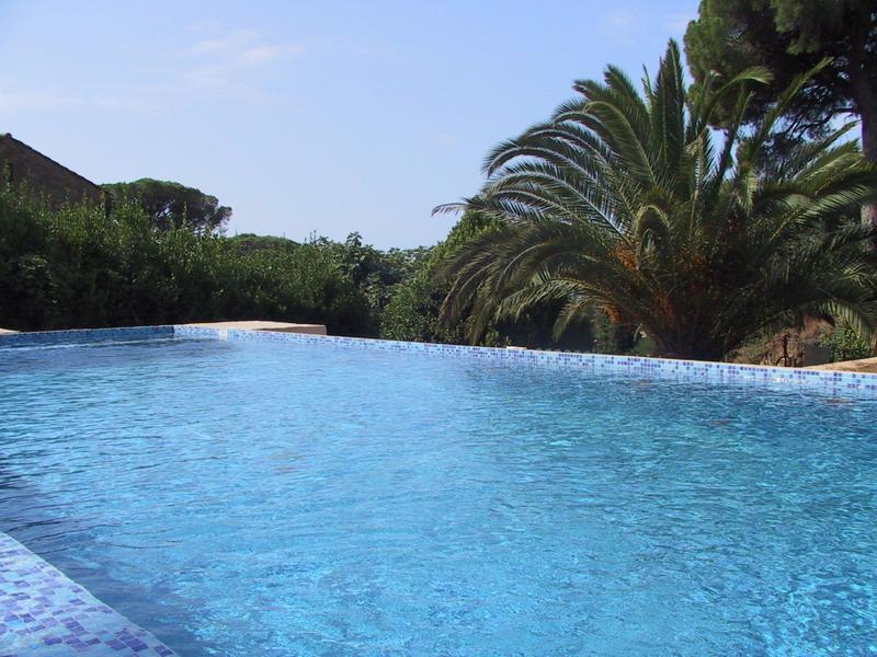 <strong>Pool in S&uuml;dfrankreich</strong> &ndash; planwerk GEHLE Fernplaner Fernplanung Landschaftsarchitektur Thomas Gehle Christine Gehle