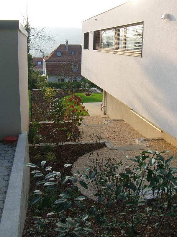 <strong>Treppe zum Garten</strong> &ndash; planwerk GEHLE Fernplaner Fernplanung Thomas Gehle Christine Gehle Landschaftsarchitektur