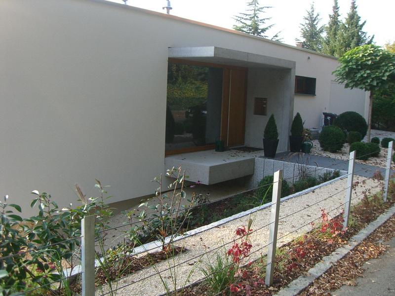 <strong>Vorgarten</strong> &ndash; planwerk GEHLE Fernplaner Fernplanung Thomas Gehle Christine Gehle Landschaftsarchitektur