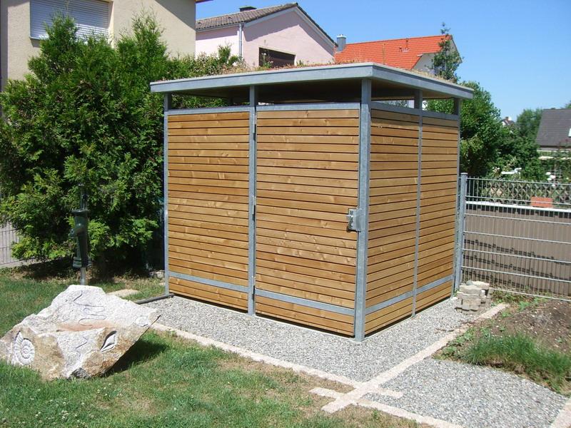 <strong>Gartenhaus</strong> &ndash; planwerk GEHLE Fernplaner Fernplanung Thomas Gehle Christine Gehle Landschaftsarchitektur