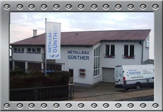 Schlosserei + Metallbau Günther