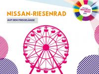 NISSAN-Riesenrad