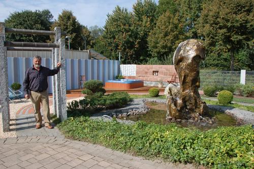 Garten und Landschaftsbau Kopf