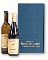 2er Weinpr&auml;sent Schloss Ortenberg
