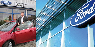 Ford Autohaus Mezger GmbH