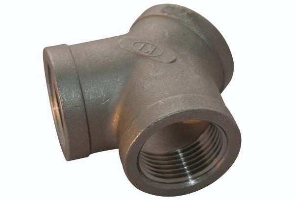 <strong>Art. Nr. 306</strong> &ndash; Y-Stück, Innengewinde, Werkstoff =V4A/316, 150 lbs, Innengewinde nach DIN 2999.