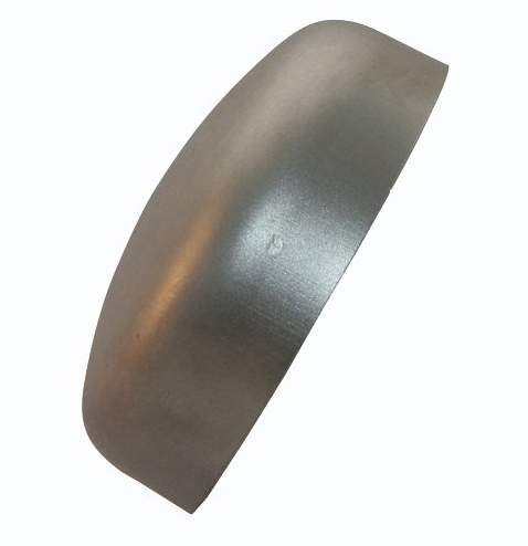 <strong>Art. Nr. 2617</strong> &ndash; Rohrkappe in Klöpperform ähnlich DIN 2617, 1.4571 oder 1.4541 lieferbar