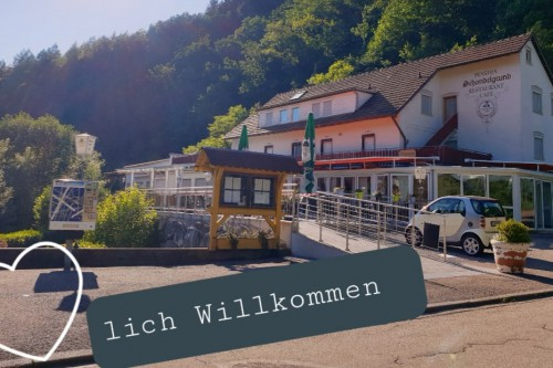 Hotel Restaurant Schondelgrund in Hornberg öffent wieder.