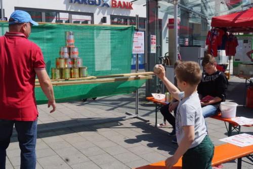 Kinderfest in der Lahrer Innenstadt