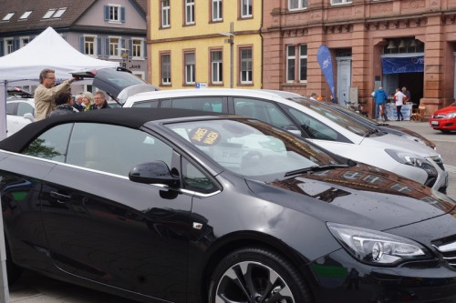 Lahrer Mobilparty 2019 und Bar Street Festival
