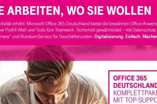 Office 365 Deutschland - Jetzt bei Tele Partner Armbruster in Offenburg