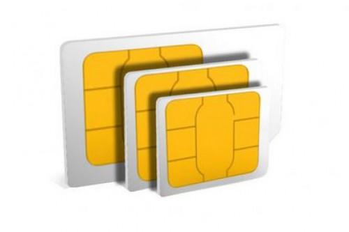 Unser SIM-Karten Service