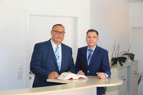 Neue Geschäftsführung - Steuerberatung - Pfaff & Dittrich GbR