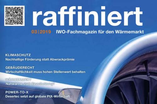 raffiniert - IWO-Fachmagazin für den Wärmemarkt online