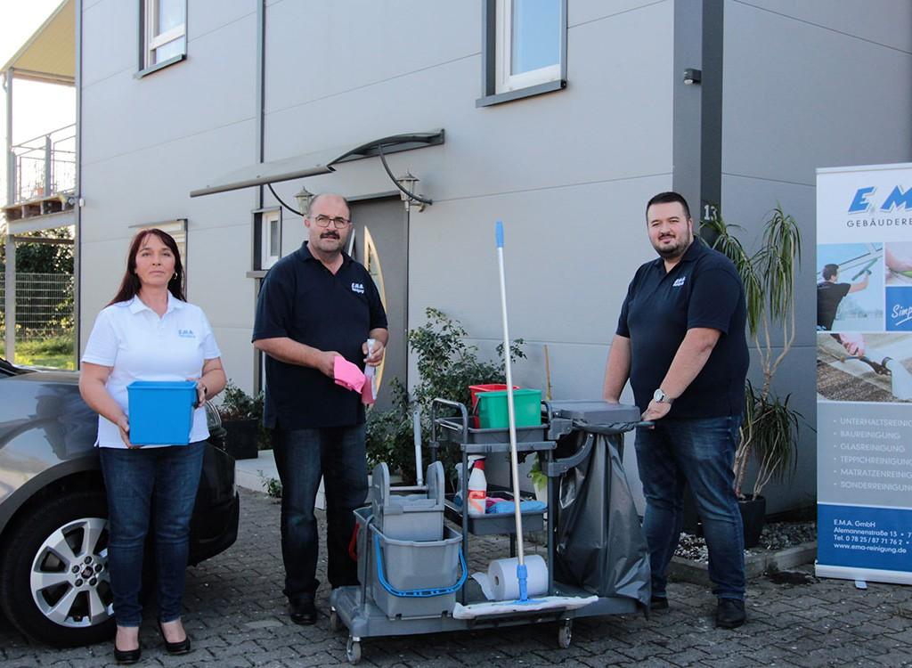 E.M.A. Gebäudereinigung GmbH