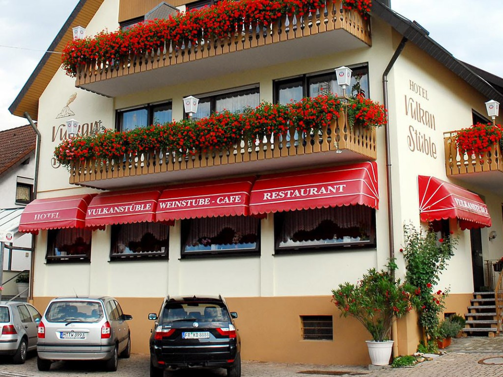 Restaurant Vulkanstüble