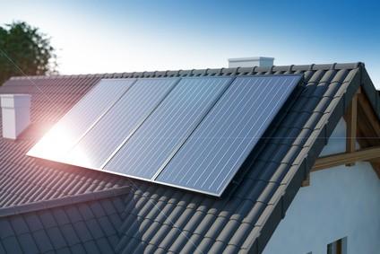 Solarthermie - Warum sich eine Investition in Solarthermie lohnt.