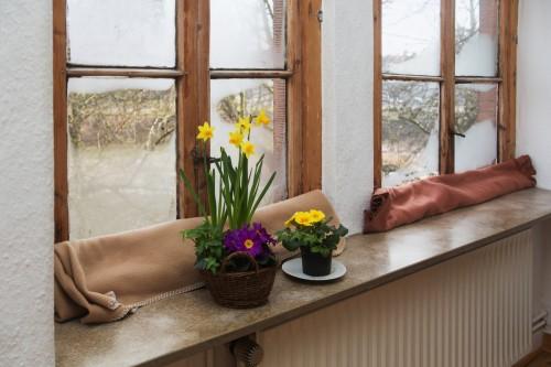 Fenster und Türen richtig abdichten