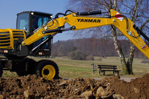 Geräteverleih Wetterau ist neuer Yanmar-Händler.