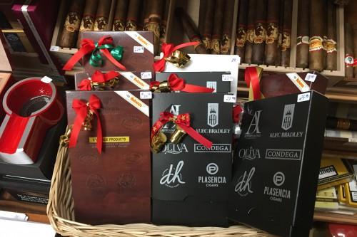 Zigarren, Geschenke; Nikolausgeschenke