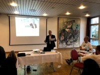 Präsentation bei BNI im Hotel vier Jahreszeiten