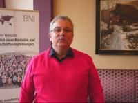 Klaus Heß Hausverwaltung - Vortrag BNI beim Unternehmerteam Salmen