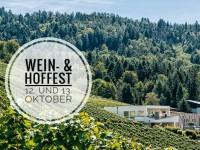 Wein- & Hoffest im Familien-Weingut Renner / Fessenbach