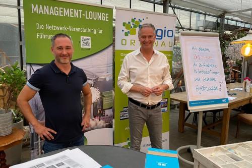 Sommermanagement - Lounge in Ettenheim - was für ein toller Abend!