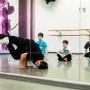Breakdance für Jungs und Mädchen ab 7 Jahre