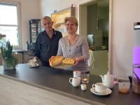 "Das Tagescafé in Kippenheim - die ""Süße Ecke"""