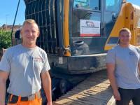 R&E Bau GmbH aus Rust, der Spezialist für Straßenbau & Tiefbau sowie für Erdarbeiten & Baggerarbeiten