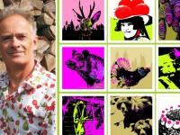 Hardy Pop Art, im Gespräch mit der Redaktion