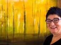 Stephanie Hirsmüller, Künstlerin, Malerin und Psychotherapeutin