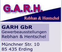 GARH - Gewerbeschau Erding - Gewerbeschau Markt Schwaben