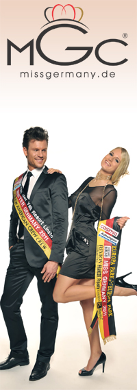 Miss und Mister Germany immer aktuell, laufend regionale Wahlen