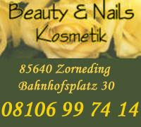 Zorneding - Nagelstudio, Fu�pflege, Kosmetik - Fettreduzierung