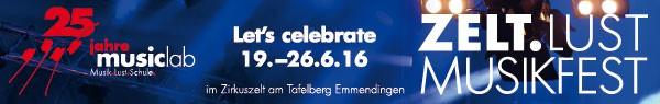 25 Jahre musiclab
