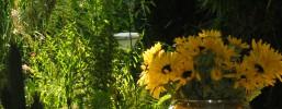 Blumensträuße von Blumenform