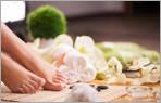 Wellness mit Hand und Fuß