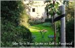 Das Frühjahr beginnt: Garten und Landschaft rufen!