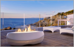 Planika Ethanolkamine -  echtes Kaminfeuer